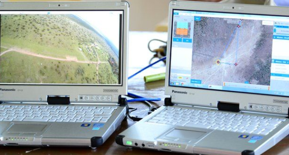 drone monitoring africa