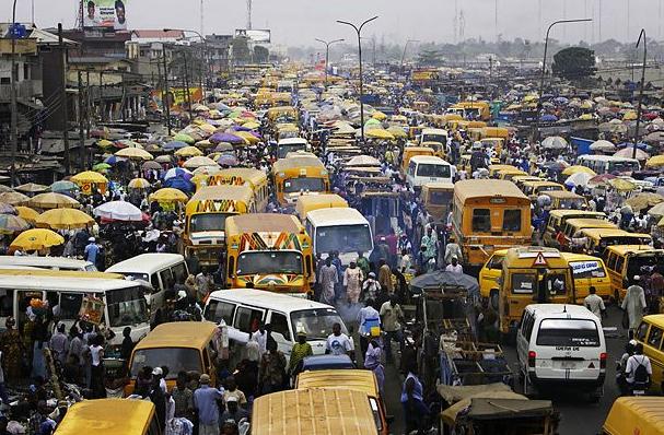 African traffic