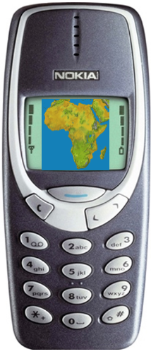 Did you know you don't need a smartphone in Africa?