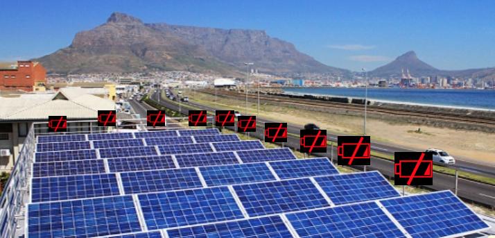 Solar Storage Africa