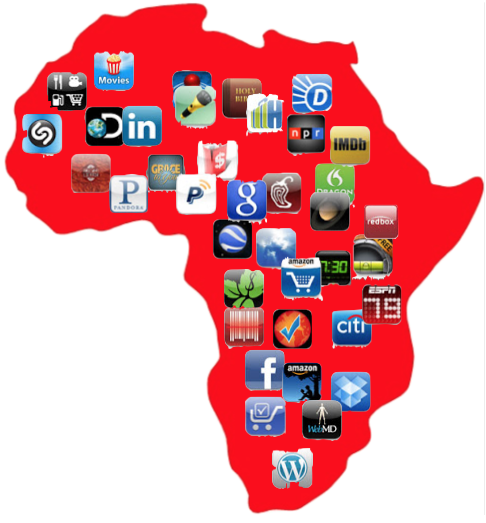 Did You Know Mobile apps are taking overAfrica?