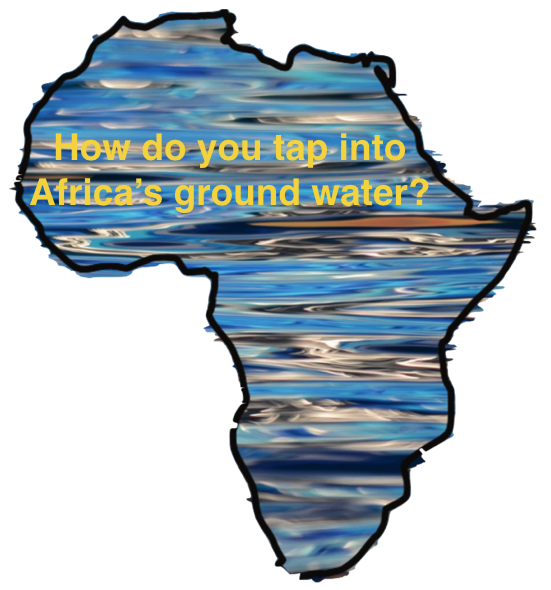 Did You Know that an African borehole doesn't have to be expensive?