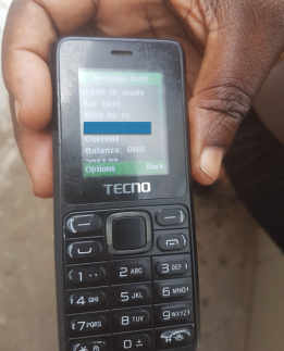 mobile money ghana
