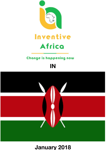 Did You Know inventive Africa wants to meet you in Kenya!