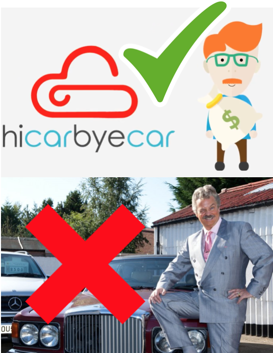 Did You Know this South African tech ends used car salesman?