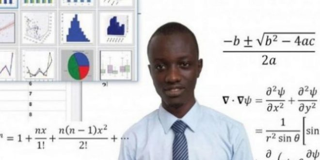 Did You Know maths in Africa is not soboring?
